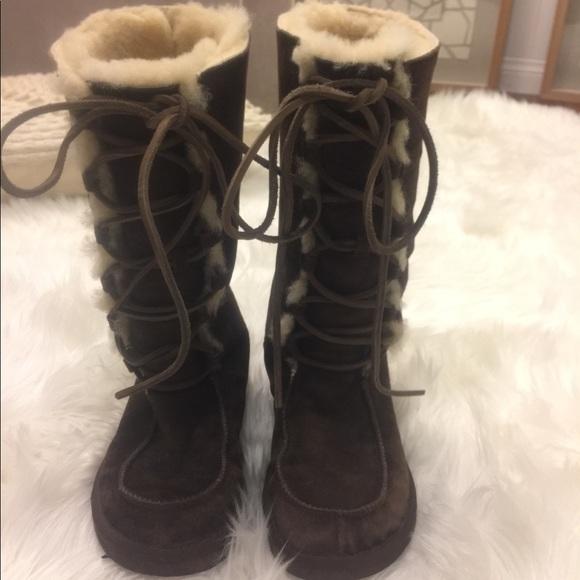 Ugg Shoes S Appalachian Cord Tan S Poshmark